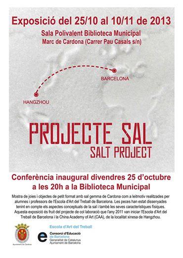 Projecte Sal en Cardona